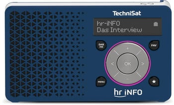 TechniSat Digitradio 1 hr iNFO Edition
