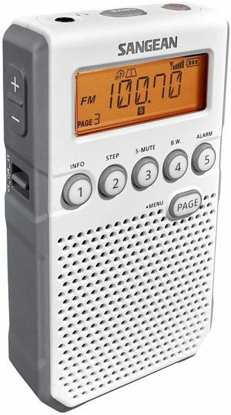 Sangean POCKET 800 (DT-800) White