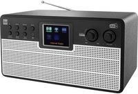 dual-radiostation-ir-100-internet-tischradio-bluetooth-dab-ukw-wlan-schwarz-silber