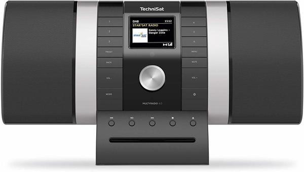 TechniSat Multyradio 4.0 schwarzsilber