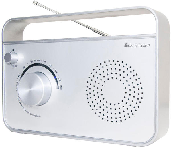Soundmaster TR420 weiß