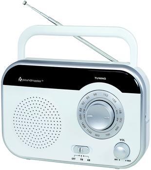 Soundmaster TR410 weiß