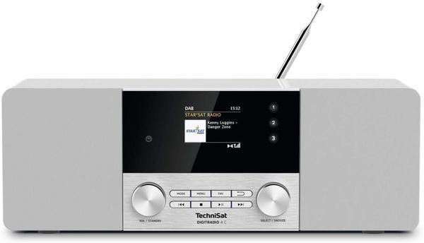 TechniSat DigitRadio 4 C weiß