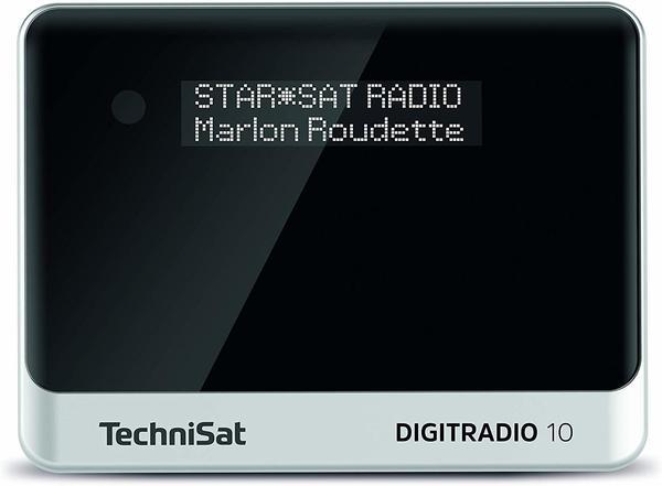 TechniSat DIGITRADIO 10 - DAB-Radiotuner (0000/3944)