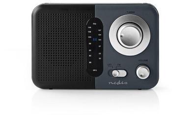 nedis-rdfm1300gy-ukw-radio-2-4-w-tragegriff-schwarz-grau
