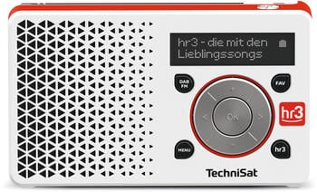 TechniSat Digitradio 1 hr3 Edition