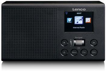 lenco-dir-60-internet-radio-schwarz