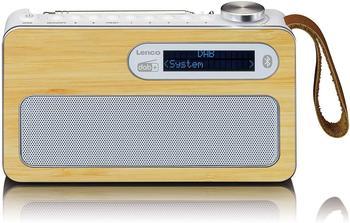 lenco-pdr-040wh-digitalradio-weiss