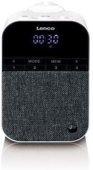 lenco-ppr-100wh-steckdosenradio-weiss
