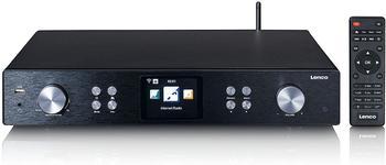 Lenco DIR-250BK Internet Radio schwarz