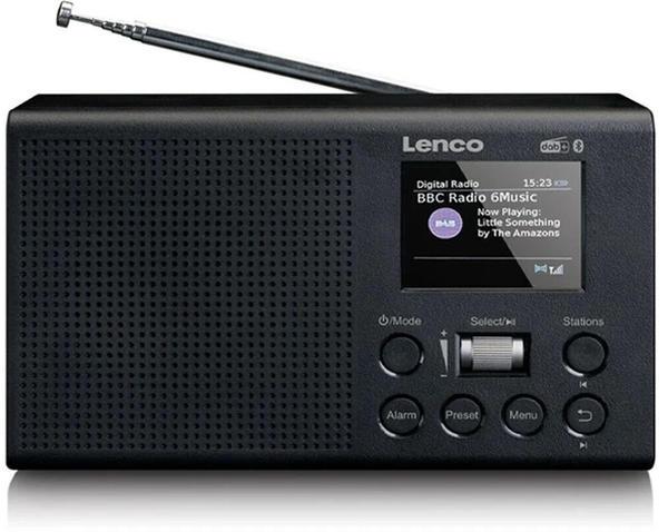 Lenco PDR-031BK