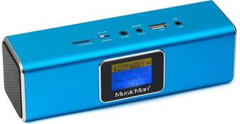 Technaxx MusicMan BT-X29 blau