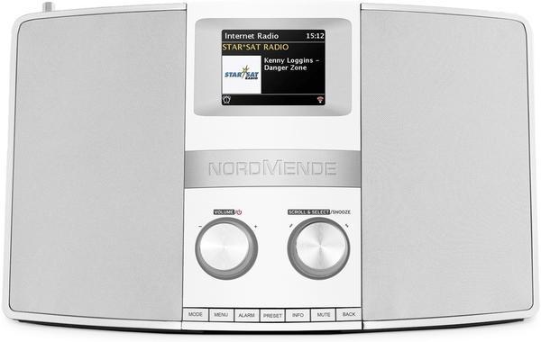 Nordmende Transita 400 weiß/silber