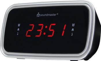 Soundmaster UR106SW schwarz