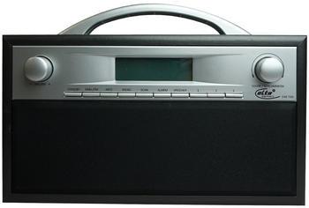 Elta DAB-7000.1 schwarz/grau