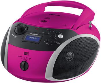 Grundig GRB 4000 BT DAB+ pink