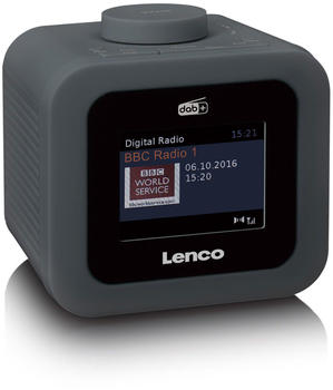 lenco-cr-620-grau