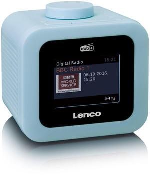 Lenco CR-620 blau
