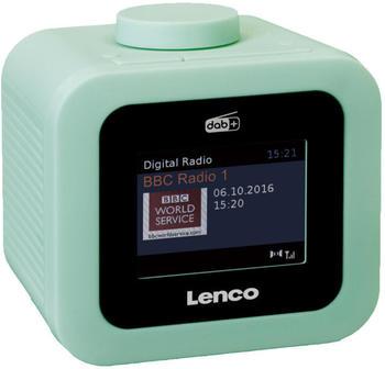 lenco-cr-620-gruen