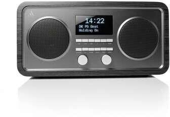 Argon Radio3 Schwarz