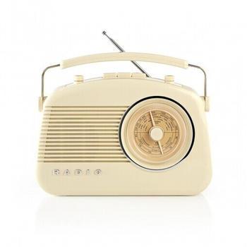 Nedis RDFM5000 4,5W UKW beige