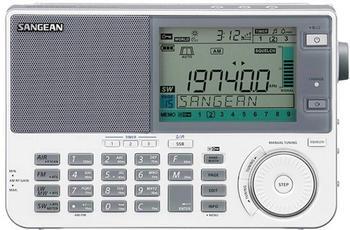 Sangean ATS-909X2 weiß