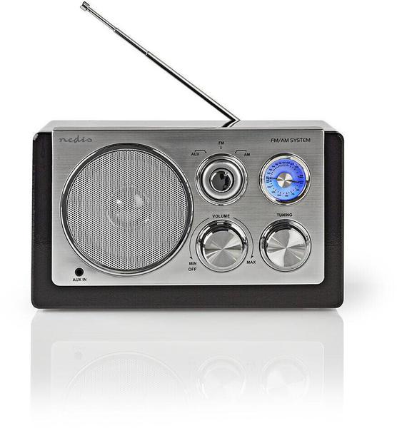Nedis RDFM5100 schwarz
