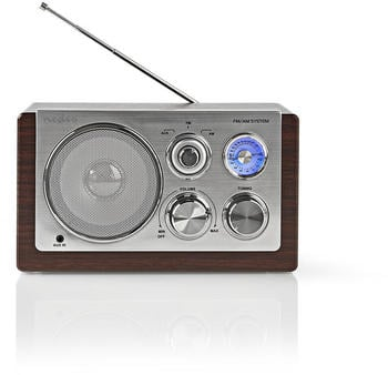 Nedis RDFM5100 braun