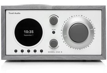 Tivoli Model ONE+ grau/weiß
