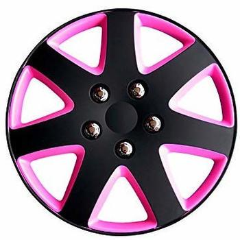 Autostyle Michigan PP9625BP 15-Zoll - schwarz, rosa