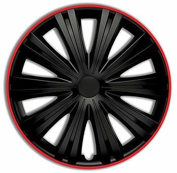 Autostyle Giga R PP 5044BR 14-Zoll - schwarz, rot