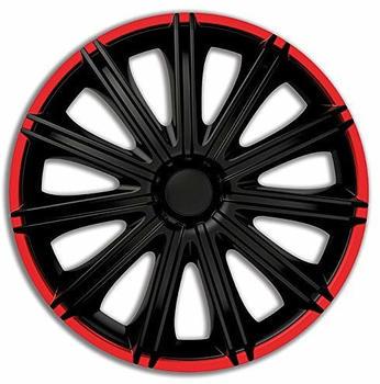 Autostyle Nero R PP 5115BR 15-Zoll - schwarz, rot