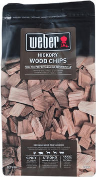 Weber Räucherchips Hickory 700 gramm