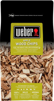 Weber Räucherchips Apfel 700 gramm