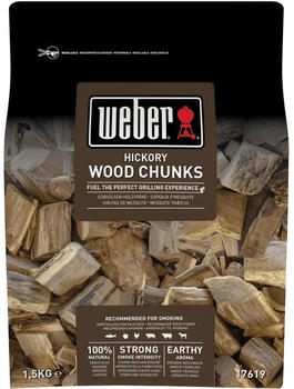 Weber Wood Chunks Hickory (1,5 kg)