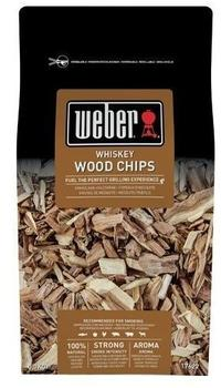Weber Räucherchips Whiskey 700 gramm
