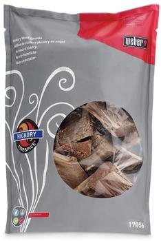 Weber Wood Chunks Hickory (2,23 kg)