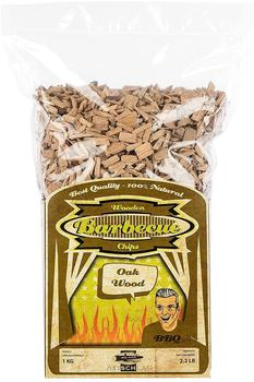 Axtschlag Wood Smoking Chips Oak 1 kg