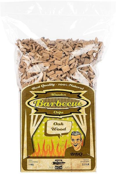 Axtschlag Wood Smoking Chips Oak 1 kg