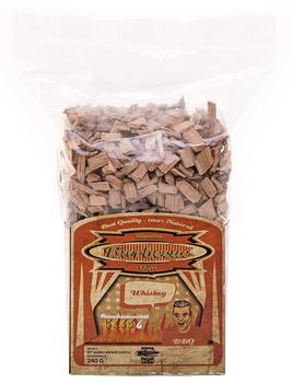 Axtschlag Räucherchips Whisky Eiche 240 g