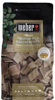Weber Räucherchips Bitburger Premium Pils 700 gramm