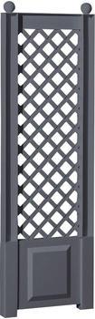 KHW Spalier 43 cm weiß