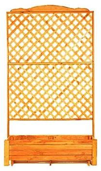 Promex Rankkasten Romantica 120 x 210 cm braun (316/19)