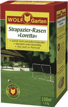 Wolf-Garten Strapazier-Rasen Loretta LJ 100