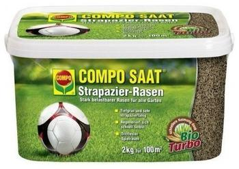 Compo Saat Strapazier-Rasen 2 kg