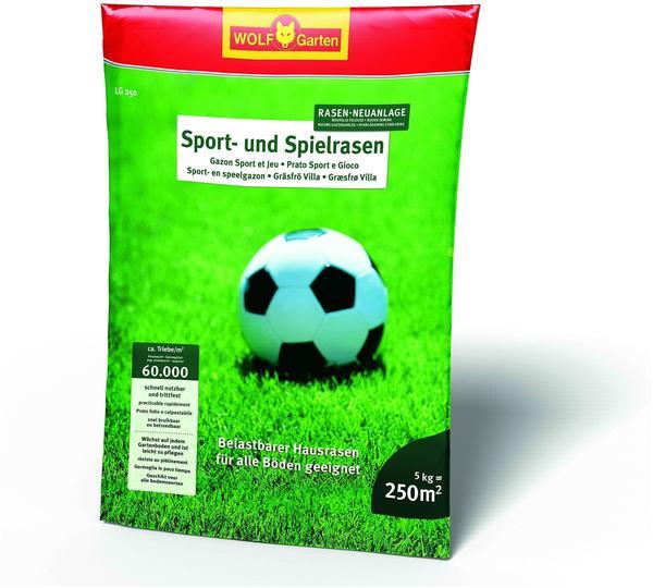Wolf-Garten Sport-& Spiel-Rasen LG 250