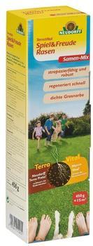 Neudorff TerraVital Spiel & Freude 450 g für 15 m²