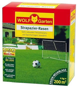 Wolf-Garten Strapazier-Rasen Loretta LJ 200