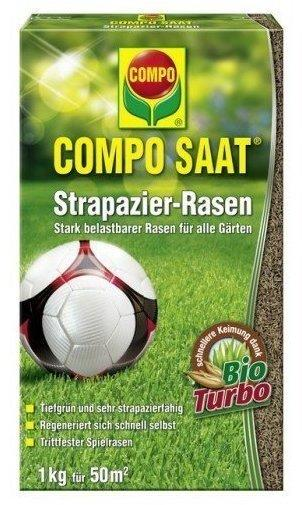 Compo Saat Strapazier-Rasen 1 kg