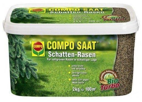 Compo Schatten-Rasen - 2kg für 100m²